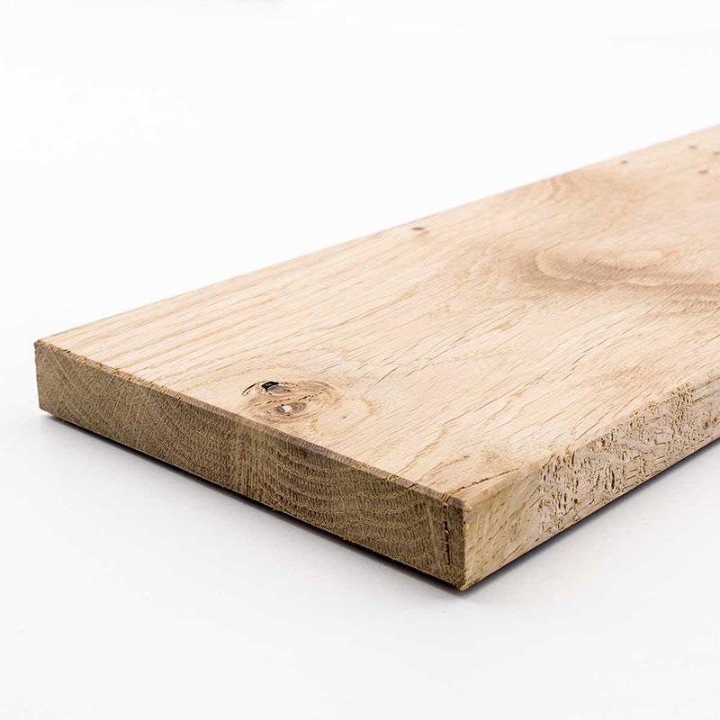 Les matières : chêne
