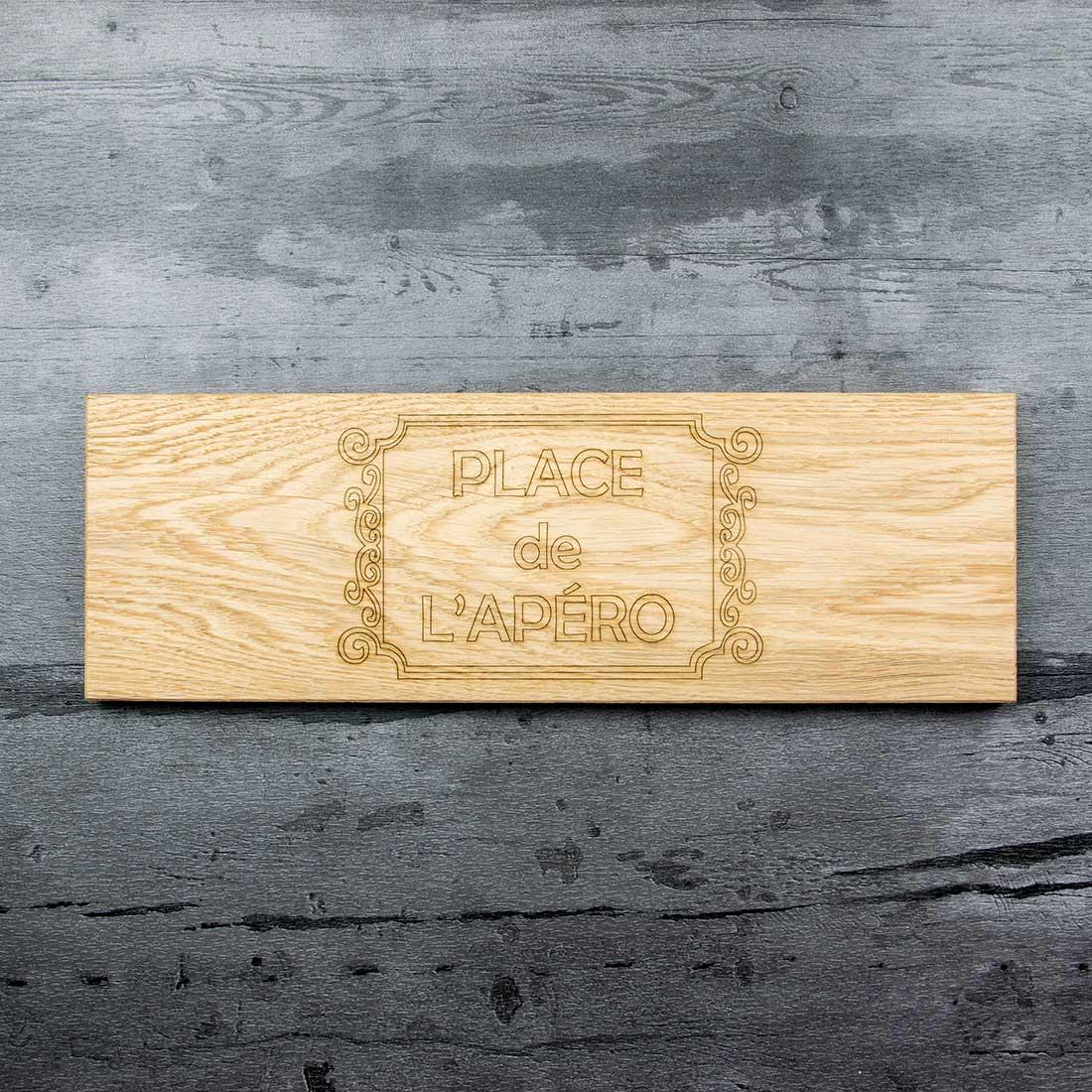 Planche à découper en bois : un cadeau sympa